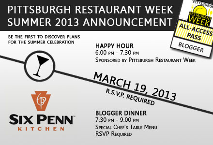 Blogger Dinner Announcement