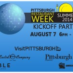 Kickoff Party Summer 2014