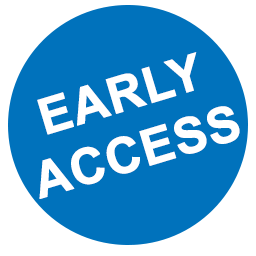 Early Access (Aug 11-13)
