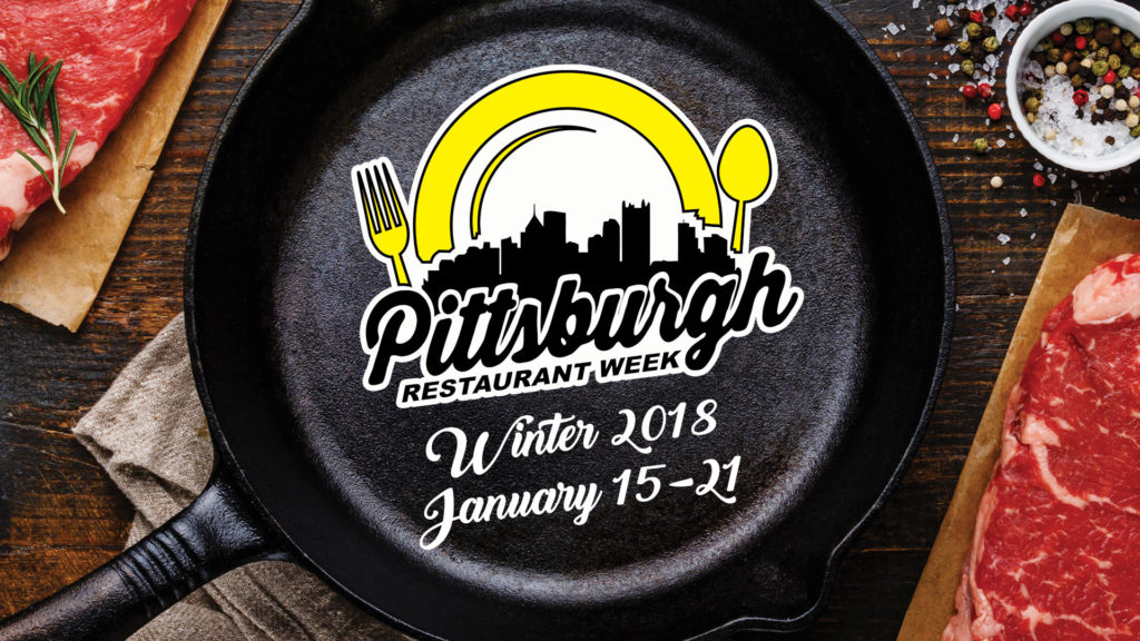 Pittsburgh Restaurant Week Winter 2018
