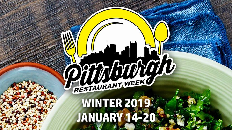 Pittsburgh Restaurant Week Winter 2019