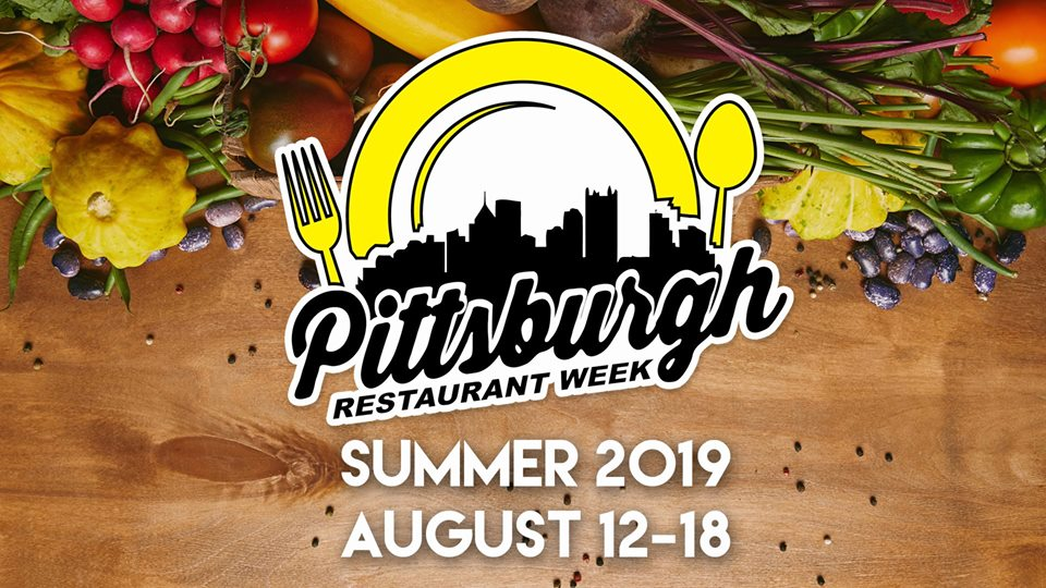 Pittsburgh Restaurant Week Summer 2019