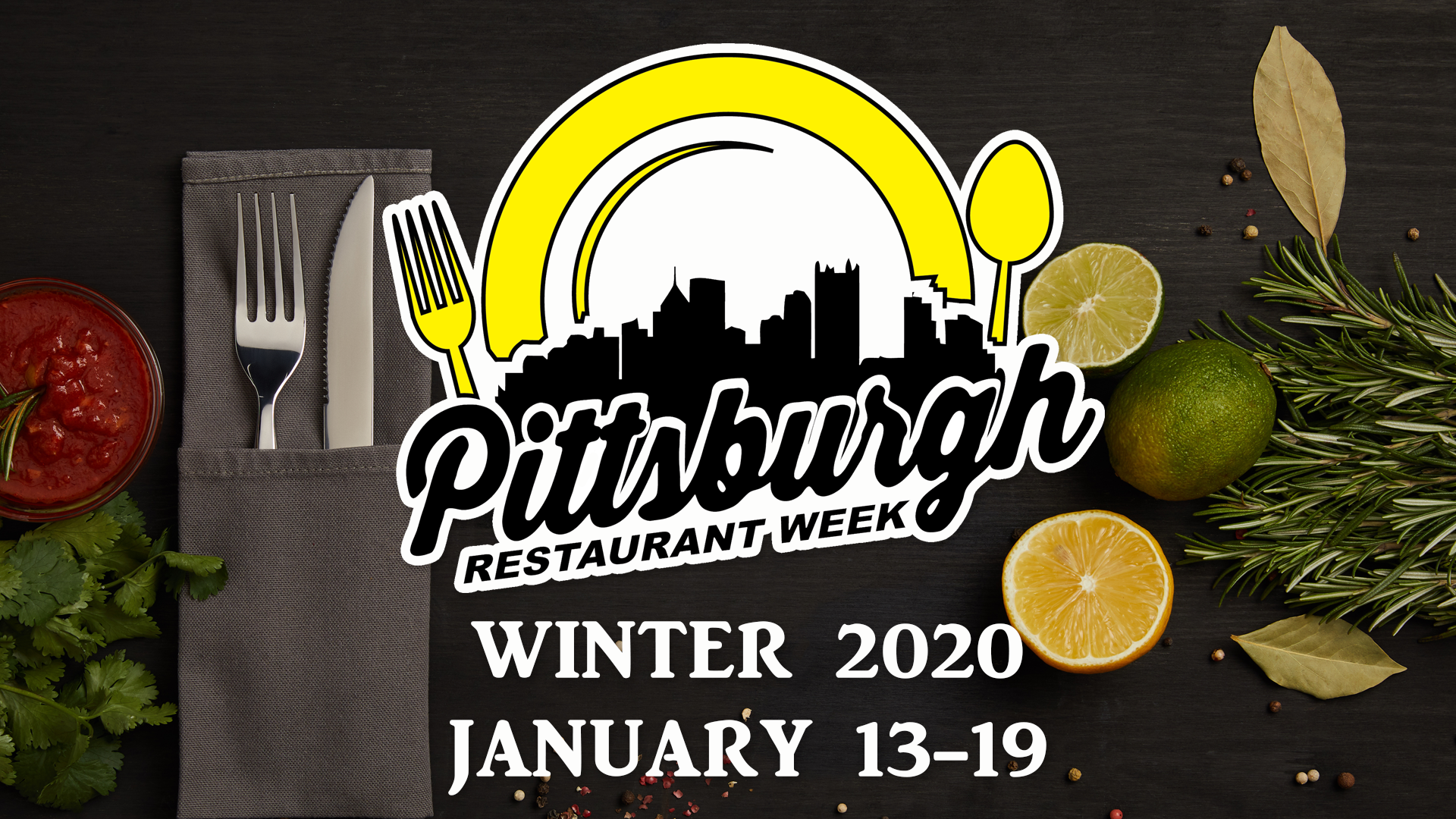 Pittsburgh Restaurant Week Winter 2020