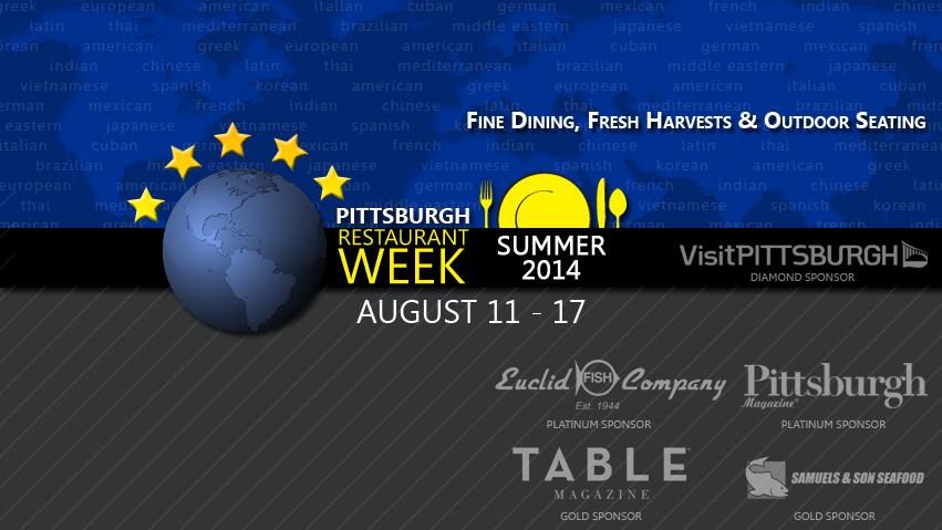 Summer 2014 Restaurants Announced